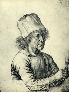 Dürer's Father's Self-portrait