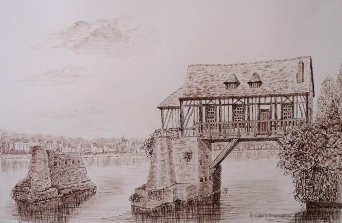 Le Vieux-Moulin Vernon017