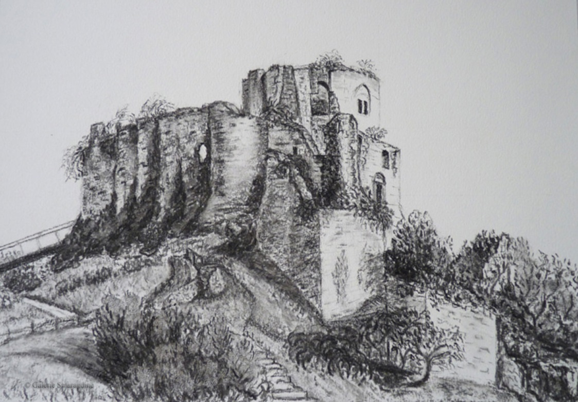 Château Gaillard Les Andelys016