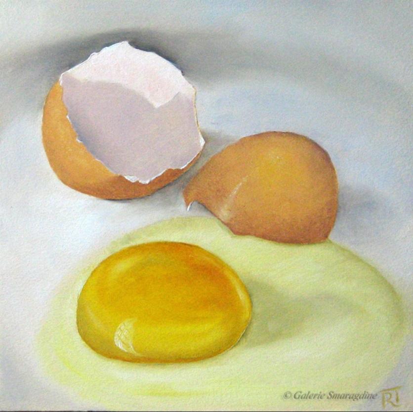 L'œuf cassé 015