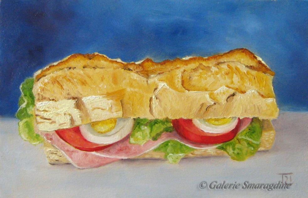 Le repas du daily-painter013