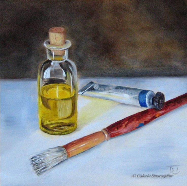 Peinture à l'huile010