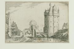 075 Estampe d'après le Maître des Petits Paysages (v. 1555 - 1560)