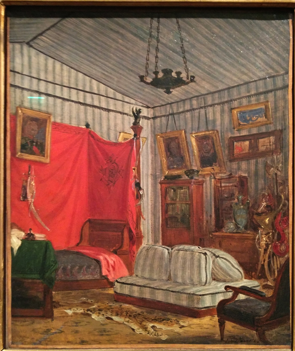 26L'appartement du comte de Mornay