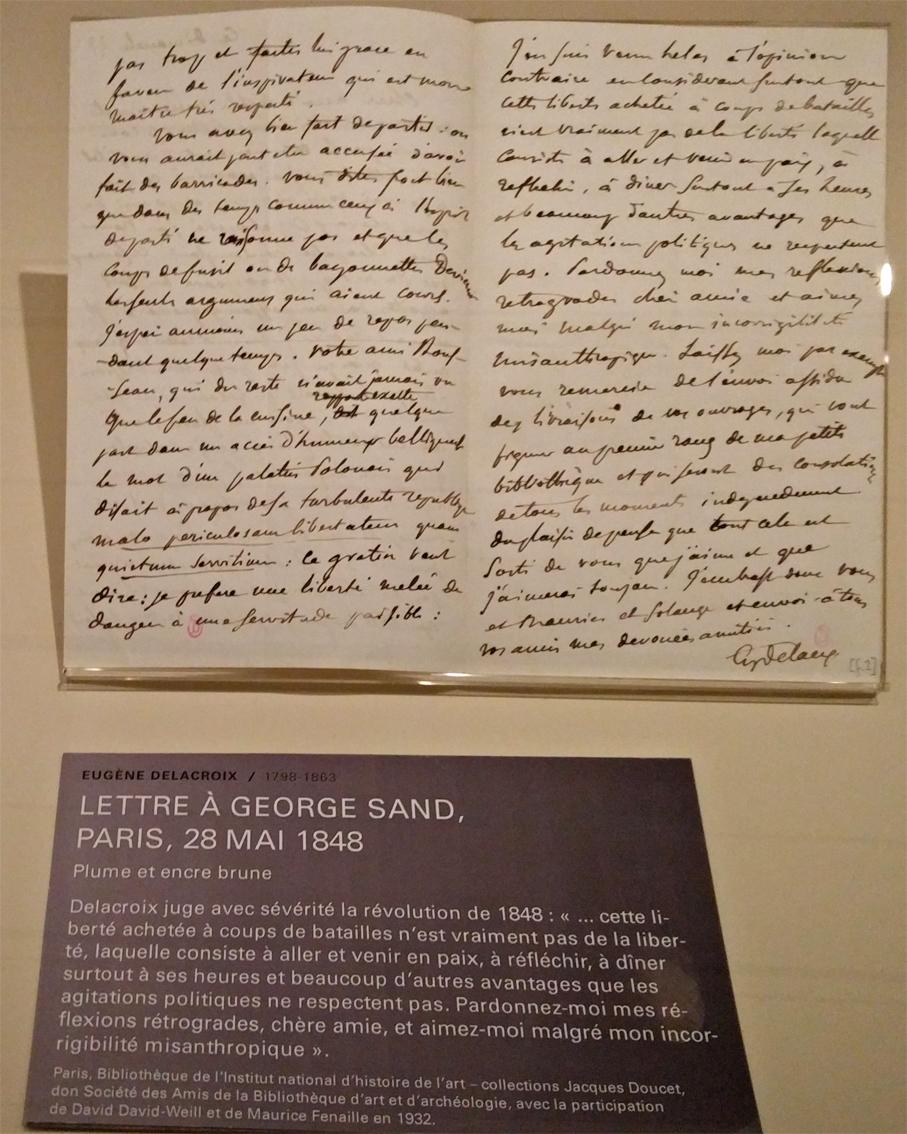 37Lettre à George Sand28mai1848