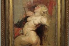 09Étude de Néréide, d'après Rubens