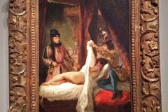 10Louis d'Orléans montrant sa maîtresse