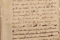39Brouillon pour essai sur les artistes célèbres Raphaël