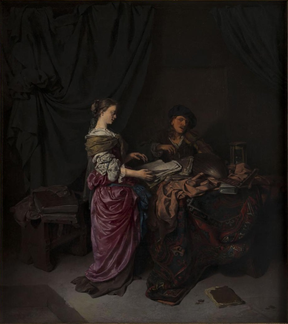 Cornelis Bega Le duo