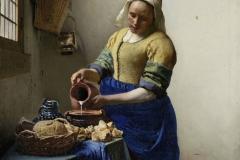 Vermeer La laitière