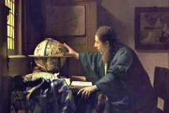 Vermeer L'astronome
