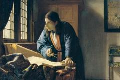 Vermeer Le géographe