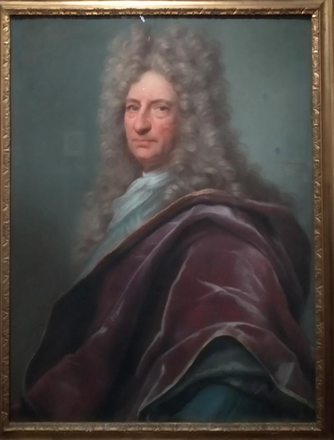 25 Julien Vivien portrait de Samuel Bernard