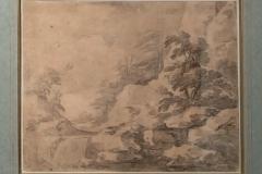 03Laurent de La Hyre Paysage au rocher