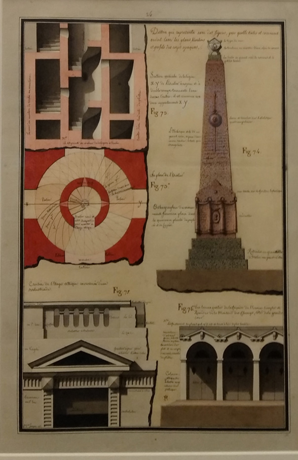 escalier monument funéraire