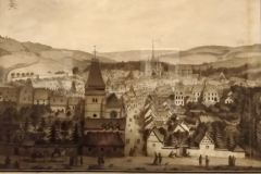 03Vue du Grand Andely dessinée de la montagne de Noyer en 1787