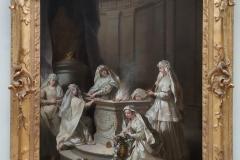 Jean Raoux Vierges antiques