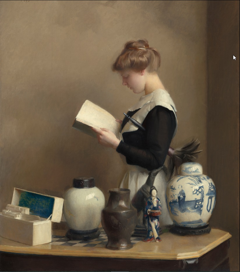 William McGregor Paxton104