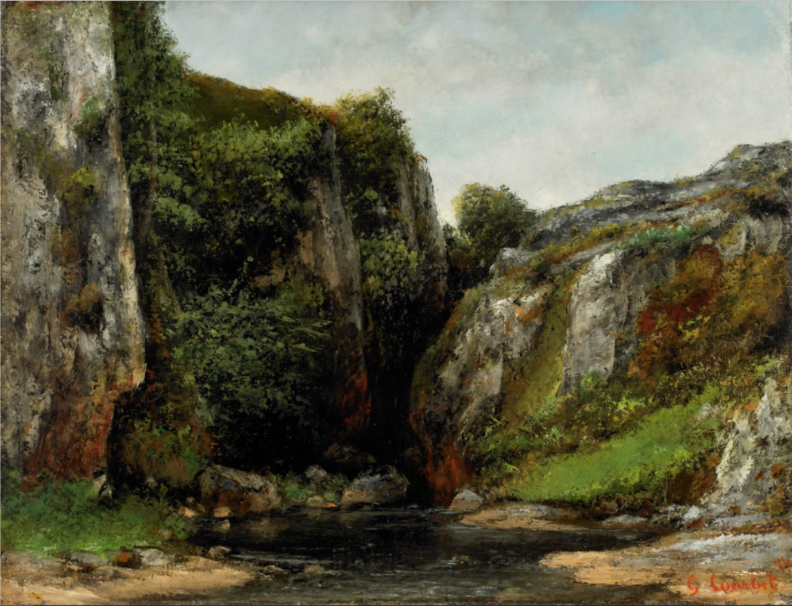 Gustave Courbet108