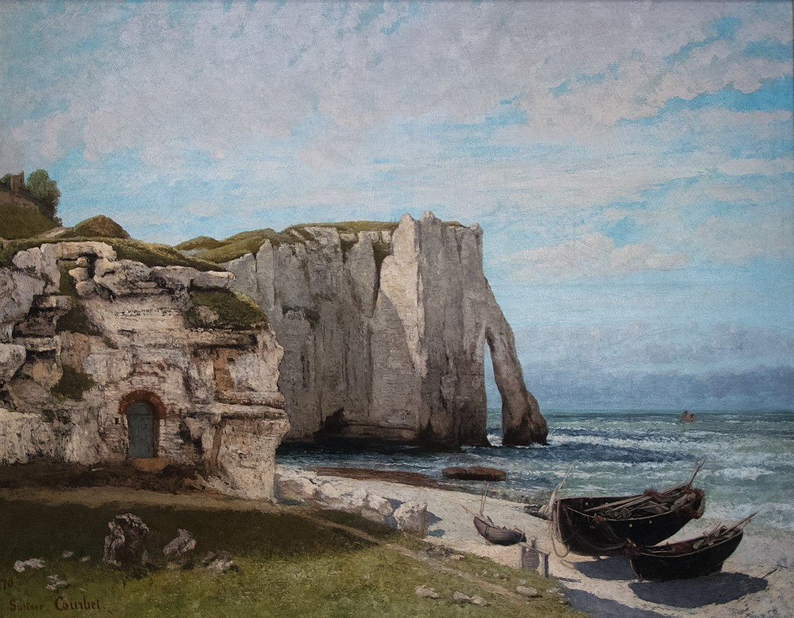 Gustave Courbet142