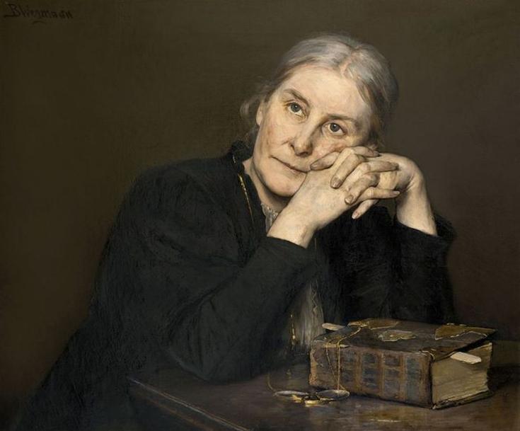 Bertha Wegmann093