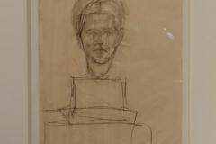 Alberto Giacometti Tête de Simone de Beauvoir