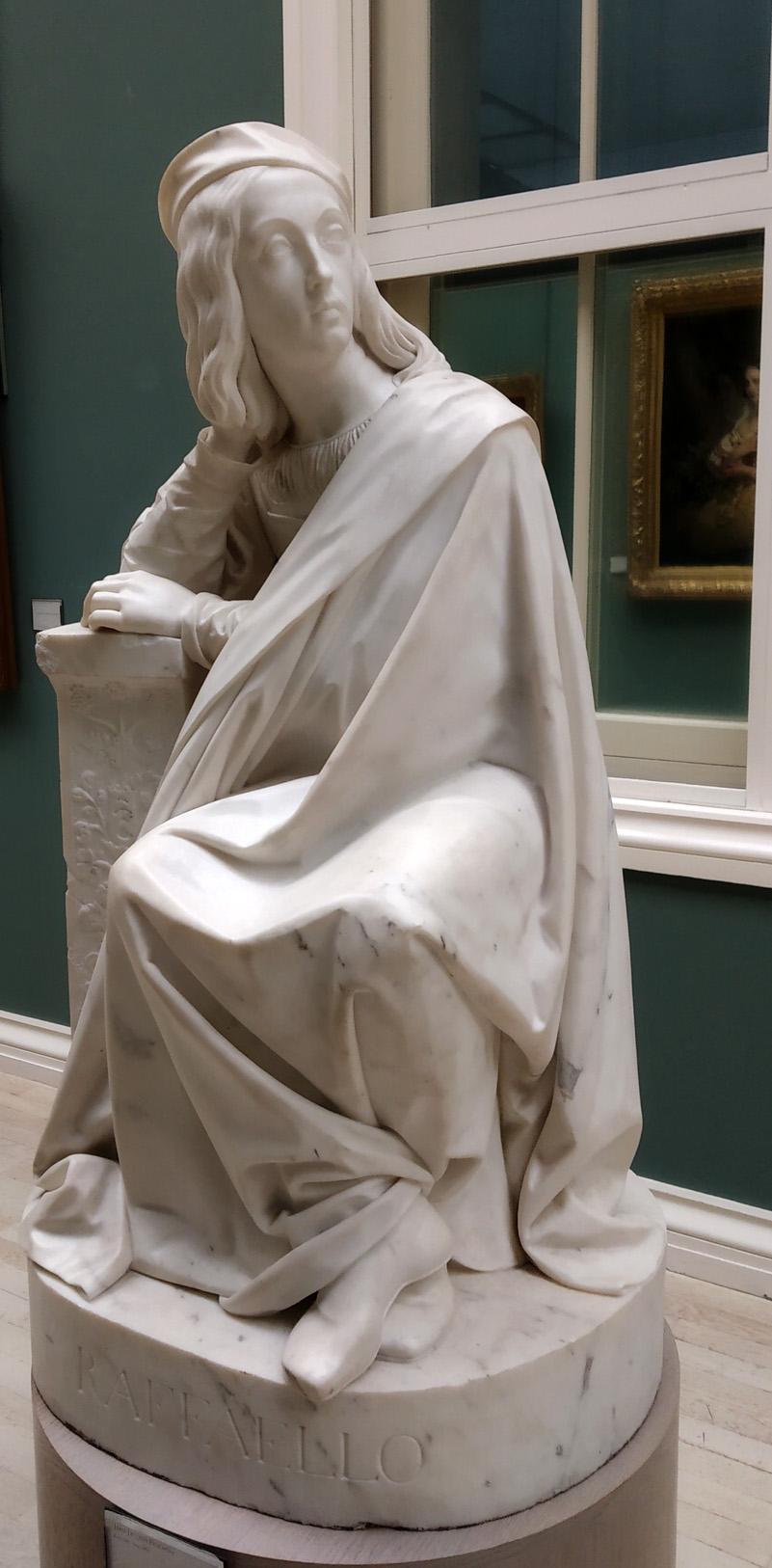 Jean-Jacques Feuchère Raphaël