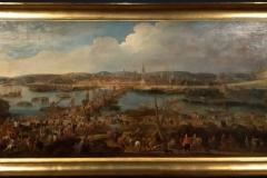 01Anonyme français Vue de Rouen prise de Saint Sever