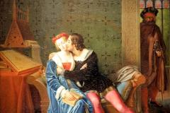 """Marie Phillippe Coupin de laCouperie"""" Les amours funestes de Francesca de Rimini"""""""