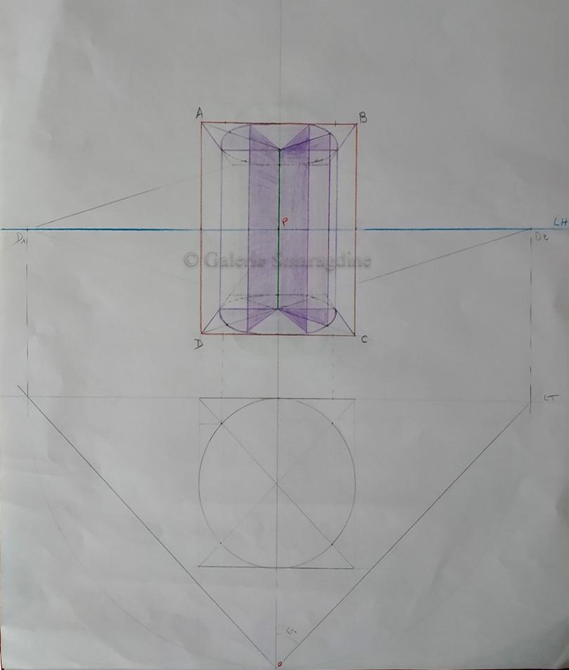 Cylindre de révolution
