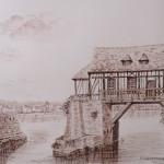 Moulin Vernon dessin