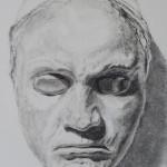 Masque mortuaire de Beethoven