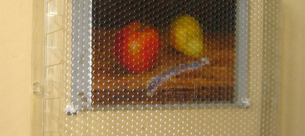 anti-poussière, trucs et astuces du peintre