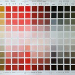 palette de Zorn, palette restreinte,Michael Lynn Adams