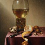 Nature morte au citron Boelema de Stomme, Musée des Beaux-Arts de Reims