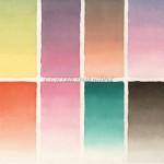 aquarelle lavis coloré