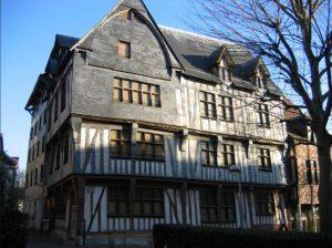 Musée national de l'Éducation, Munaé,Rouen