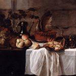 nature morte, Heda, Musée Ixelles